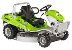 Grillo Climber 7.13 Ride on Mower - Side