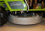 Grillo Climber 9.16 Ride on Mower - Deck