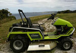 Grillo Climber 9.16 Ride on Mower