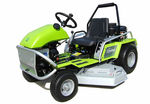Grillo Climber 9.22 Magnum Ride on Mower - Front