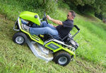 Grillo Climber 9.22 Magnum Ride on Mower