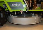 Grillo Climber 9.22 Ride on Mower - Deck