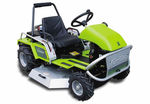 Grillo Climber 9.22 Ride on Mower - ront