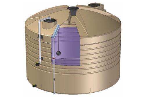 Fertilizer Tank