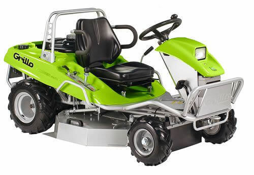 Grillo Climber 716 Ride on Mower